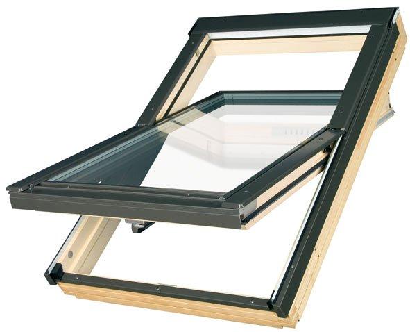 Мансардные окна Fakrо FTS U2 (Стандарт 55*98).