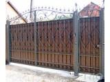 ворота металлические харьков