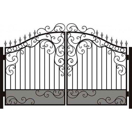 Фото  1 Ворота, ограждения металлические 2089275