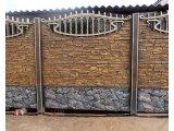 Фото  1 Еврозаборы в ассортименте от компании Престиж Забор, оптимальная цена + установка под ключ 1983373