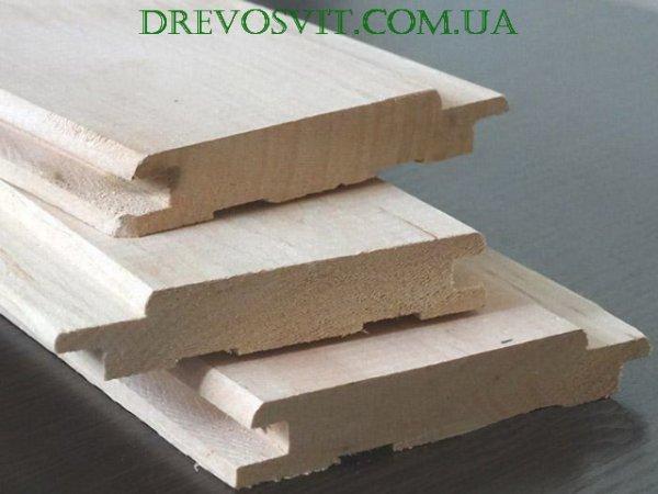 Фото 6 Евровагонка деревянная Купянськ 321831