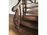 Фото  1 Деревянная Лестница из массива 1753837