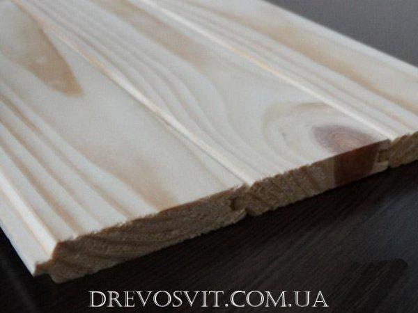 Фото 6 Вагонка деревяна сосна Судова Вишня 326964