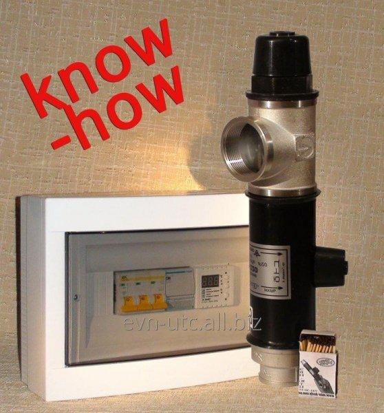 Фото 3 Электрические электродные водонагреватели (мини-котлы) «ЕЕЕ» 135104