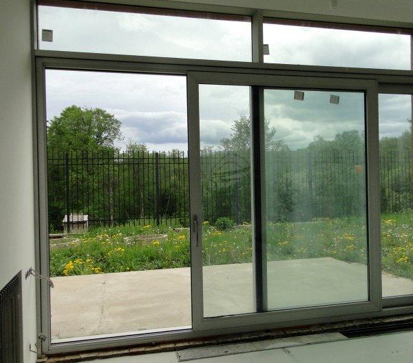 Фото 1 Алюминиевые двери от производителя по вашим размерам 2064