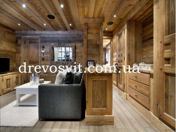 Фото  1 Вагонка деревяна сосна 1-го сорту європрофілю та безшовна. Камерна сушка, ціна виробника. Доставка. 1972866