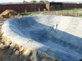 Фото  8 Надежная гидроизоляция подвальных помещений бентонитовым матом EDILMODULO® (Эдилмодуло), 8м2 5кг. 2058686
