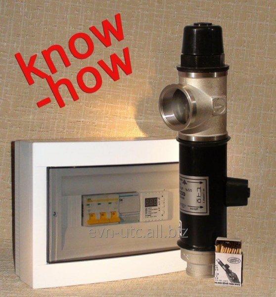 Фото 6 Вирішуємо проблему автономного енергозберігаючого водяного опалення - електричні електродні водонагрівачі (міні- котли) « ЕВН - ЮТЦ » ! 138126