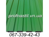 Профнастил ПС-12 глянцевый Винница