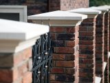 Фото 5 Крышки, колпаки, накрывки, шапки, шляпы для столбов забора из кирпича 332605