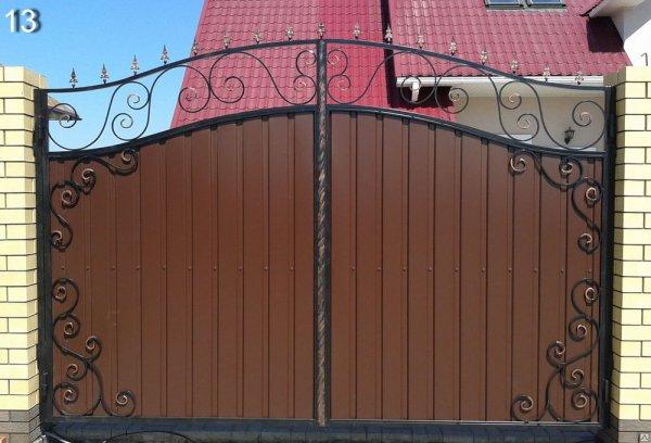 Фото 6 Распашные ворота,въездные ворота,Кривой Рог 331684