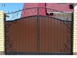 Фото 1 Ворота с профнастила 332651