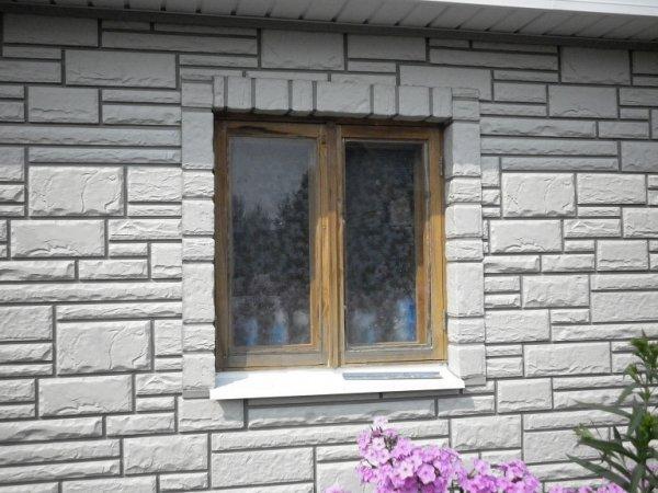 Фото 2 Цокольный сайдинг цена Киев, купить сайдинг цокольный, монтаж 27264
