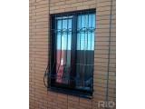 Решетки на окна , оконные решетки Бровары