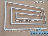 Фото  1 Самый большой полотенцесушитель из нержавеющей стали CYCLONE 11/1500 мм. Ультрасовременный дизайн 1859704