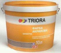 Фото  1 TRIORA шиферная акриловая краска 1807244