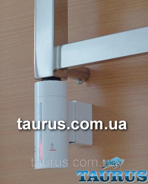 Фото  1 Электрический ТЭН InstalProjekt HOT2 N0 (MS) White с регулировкой, таймером, LED-подсветкой, маскировкой провода. Белый. 1885623