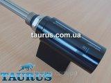 Фото  4 Сенсорный ТЭН InstalProjekt HOT2 (MS) Black с регулировкой, таймером, LED-подсветкой, маскировкой для провода. 4885624
