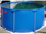 Фото 1 Бассейн для выращивания рыбы на 7000 литров 342619