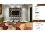 Фото 1 Деревяні стінові панелі Древич 336910