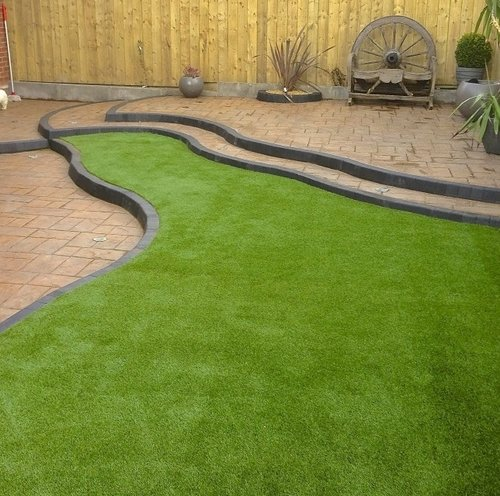 Фото  1 Декоративная искусственная трава ковролин для интерьера, для декора, для басейнов, для ландшафтов 1 2134616