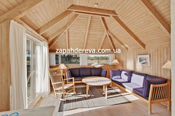 Фото 4 Вагонка дерев'яна Бровари: сосна, липа, вільха 324724
