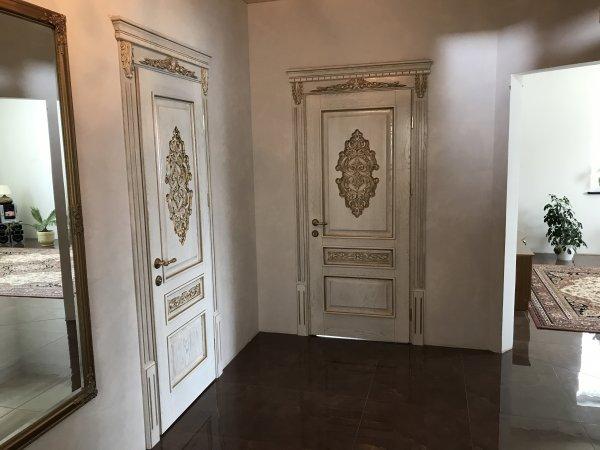 Фото  1 Двери межкомнатные, Патина 1795073