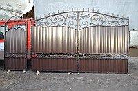 Фото 7 Кованые ворота,в Кривом Роге,купить 331767