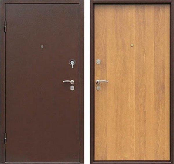 Фото 2 двери металлические 183194