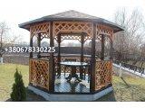 Фото  4 Беседки, альтанки, навесы деревянные. Киев 35064