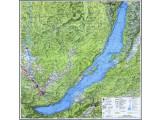 Топографические съемки водных объектов (пруды, озера, реки)