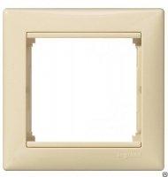 Фото  1 Рамка 1-я Legrand Valena Classic 774351, цвет слоновая кость 1919962