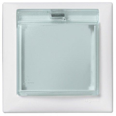Фото  1 Рамка 1-я IP44 Legrand Valena Classic 774450, цвет белый 1919915