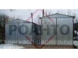 Фото 1 гаражі з профілю і листового металу 329398