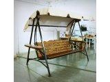 Фото 1 Комфортні садові гойдалки Прованс, безкоштовна доставка 305824