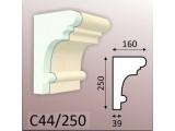 Фасадный карниз С44/250 ( Ш 160 мм х В 250 мм)