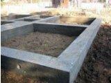 Фото  3 Цементно-стружечная плита ЦСП для изготовления фундамента с использованием несъемной опалубки. Толщина 20 мм. 3946529
