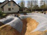 Фото  7 Эффективная гидроизоляция бассейнов бентонитовым матом EDILMODULO® (Эдилмодуло), 7м2 5кг. 2058687