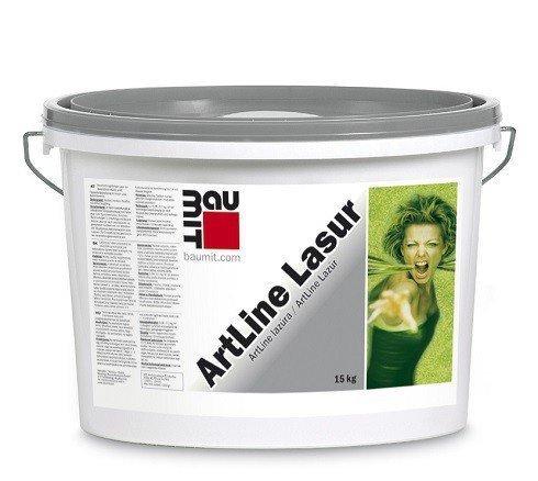 Фото  1 Baumit ArtLine Lasur дисперсионная краска 1807262