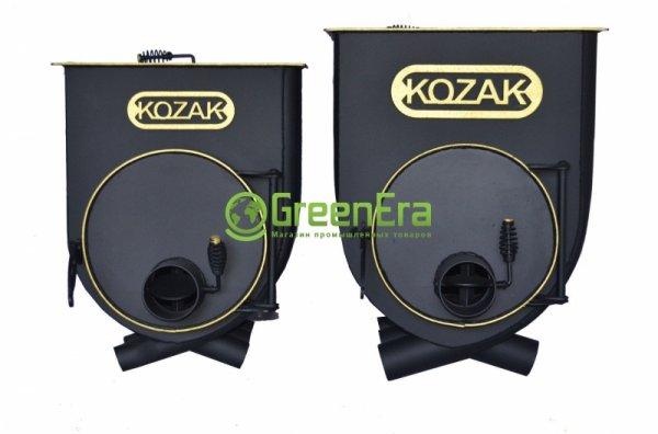 Фото 1 Печь Булерьян KOZAK тип 02 с варочной поверхностью доставка по Украине 342326