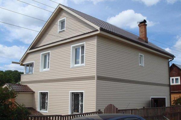 Фото 3 Металевий блок хаус (Block House) 321126