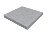 Тротуарная плита 8К8 1м х 1м