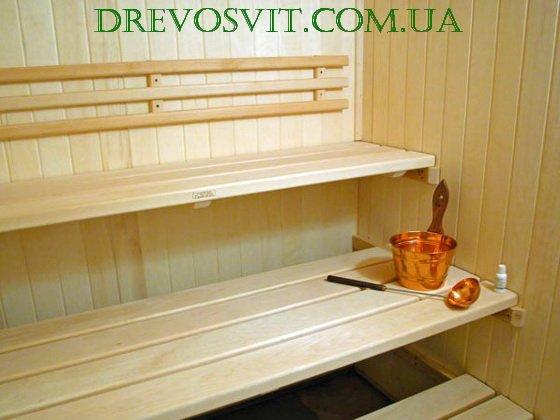 Фото 4 Вагонка для сауны, бани Первомайськ 310024