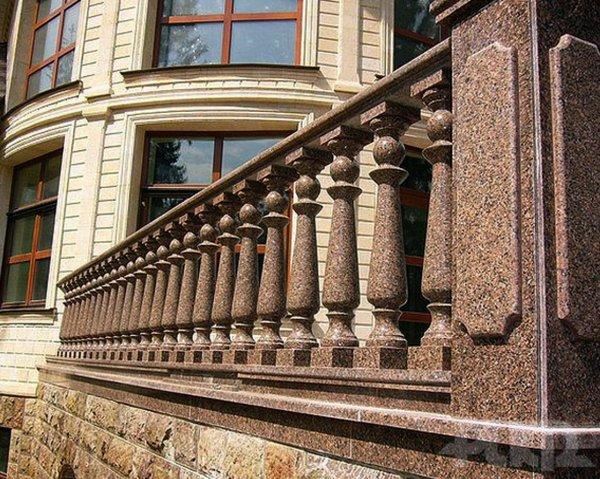 Фото  1 Балюстрады гранитные Молдова 136794