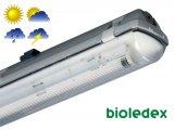 Герметичный офисно-промышленный светильник Bioledex DOLTA-1 для светодиодных труб 120см IP66