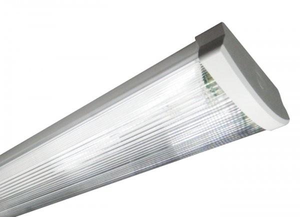 Офисный светильник Bioledex SIMPO-2 для LED труб формата Т8 2х120см, IP40