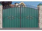 Фото 3 Ворота кованые,с калиткой,в Кривом Роге 331785