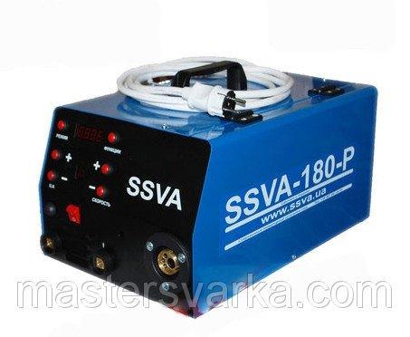 Фото  1 Cварочный инверторный полуавтомат SSVA-180-PТ плюс аргон 117926