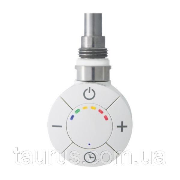 Фото  1 Белый ТЭН Smart white Selmo HTSPA с регулятором, 3 режимный таймер; 6-цветная LED подсветка и звук, Италия 1888493