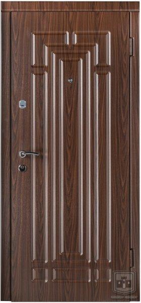 Фото 1 Вхідні металеві двері, Колекція Оптіма 330818